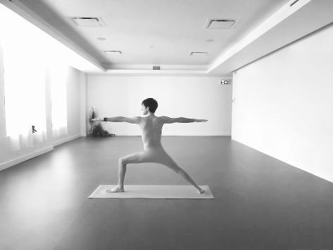vancouver Naked yoga